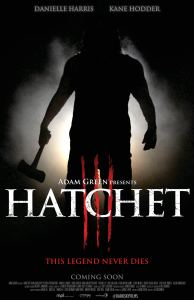 Horror Movie Trailer – HATCHET III