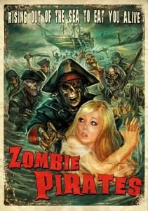 Horror Movie Trailer – Zombie Pirates