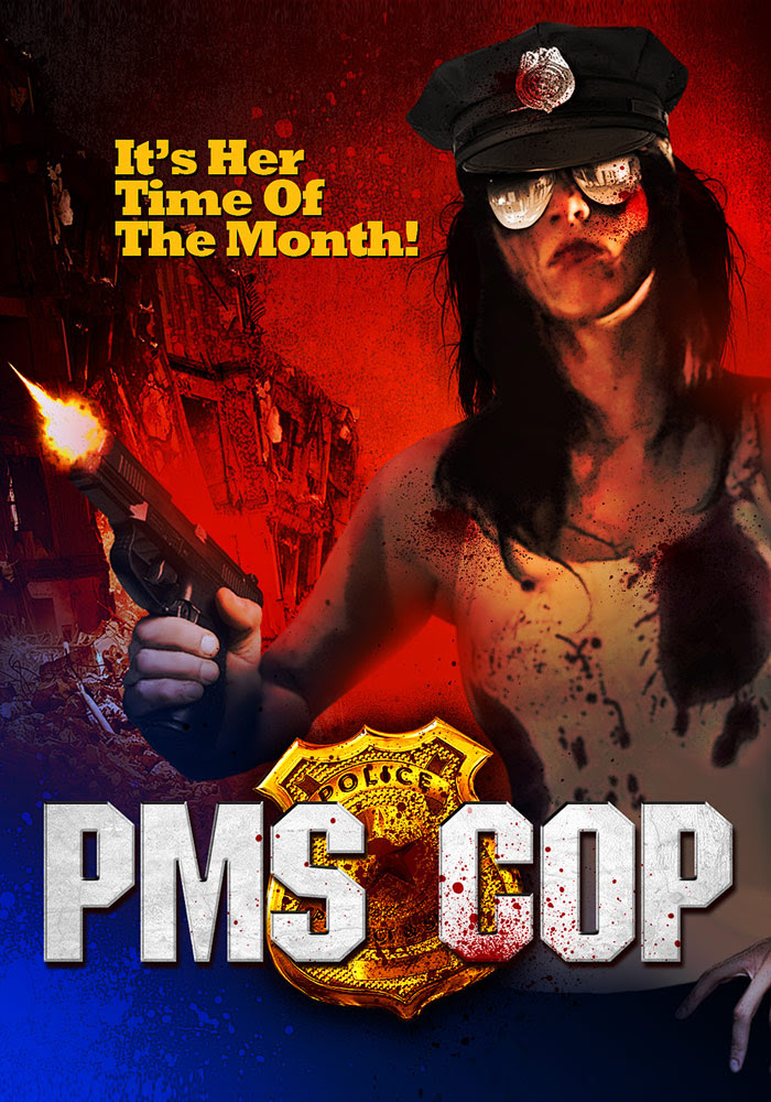Horror Movie - PMS Cop