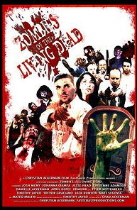 Official trailer for Zombies of the Living Dead
