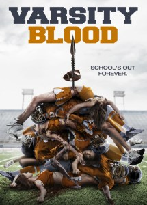 Trailer for upcoming Horror Flick Varsity Blood
