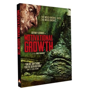 Motivational Growth Horror Trailer and DVD Artwork