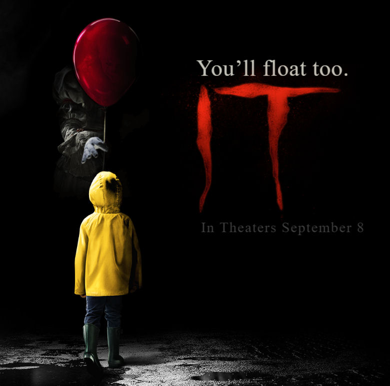 Image result for Stephen King IT 2017