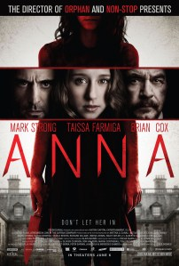 Anna (2013) | Once you enter her mind, there's no escape.