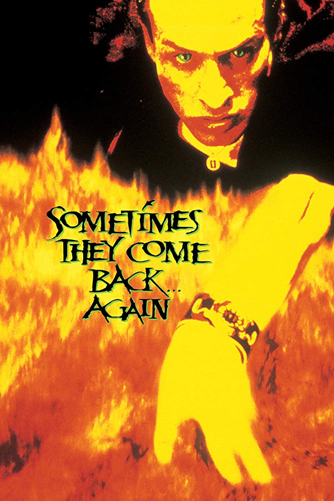 Sometimes They Come Back... Again (1996) | True evil never dies. #31PostsOfHalloween