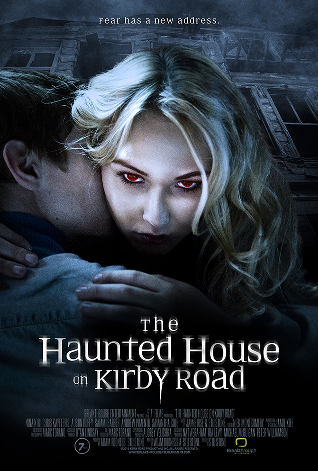 The Haunted House on Kirby Road | Fear has a new address