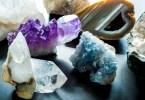 rytuały z kamieniami