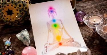 Ciało eteryczne - aura - czakry