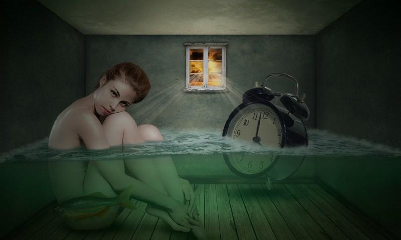 kąpiel na odwracanie krzywd