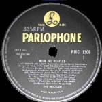Parlophone label