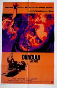 Dracula 1972 poster