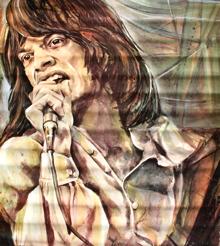 Jagger Kitchener Poster