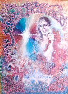 San Fran Free poster