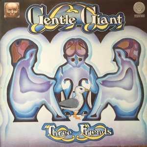 Gentle Giant friends LP
