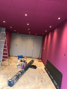 New Shop - work in progress June 2018