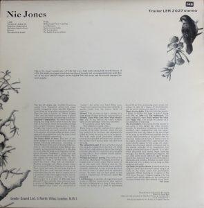 Nic J rear