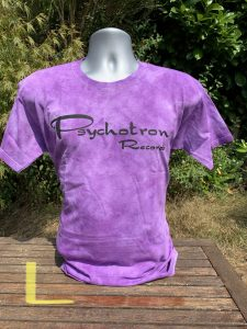 Purple T-shirt size L