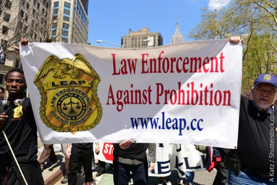Law Enforcement Against Prohibition small