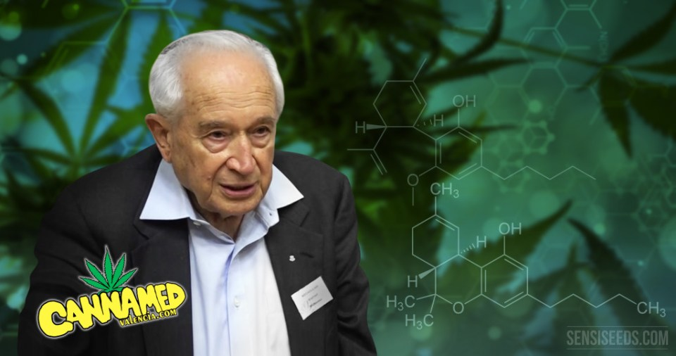 CannMed 2016 honours Dr Mechoulam