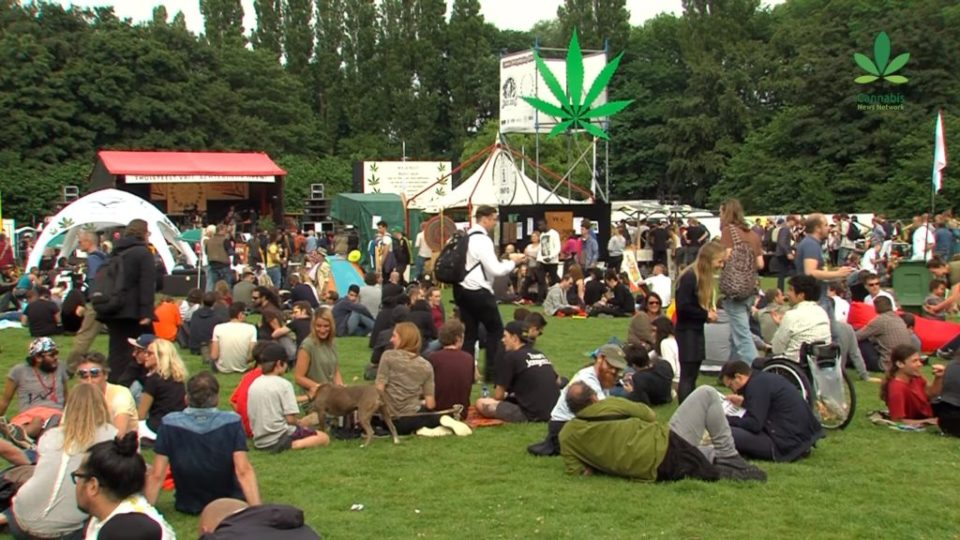 Cannabis Liberation Day 2016 - Sensi Seeds