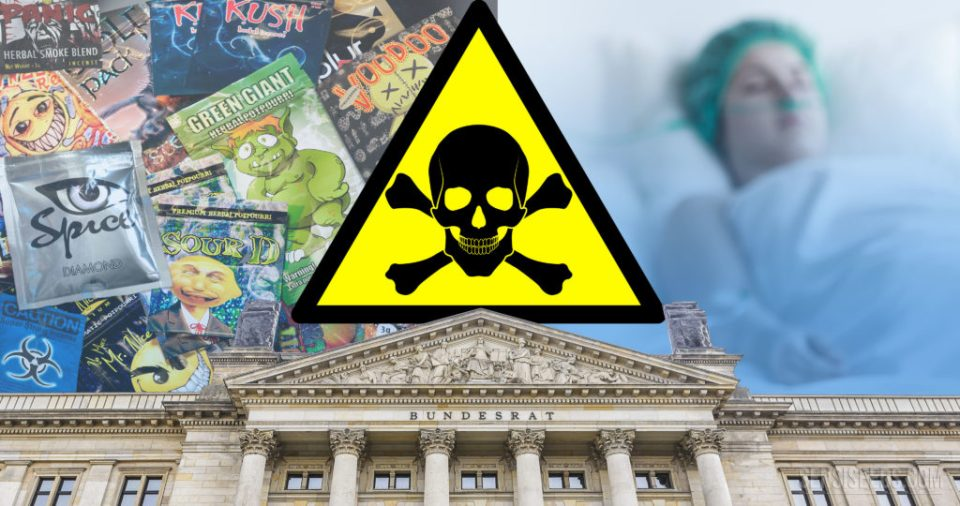 Cannabis and Legal Highs in the German Bundesrat