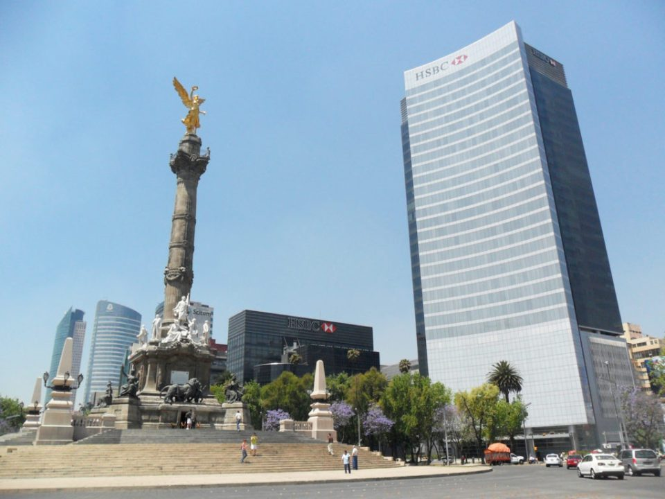 4.HSBC Mexico received the largest fine in banking history for laundering cartel money (© HS Krohn)