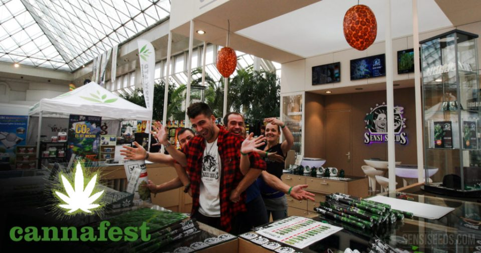 Join us at Cannafest 2016!