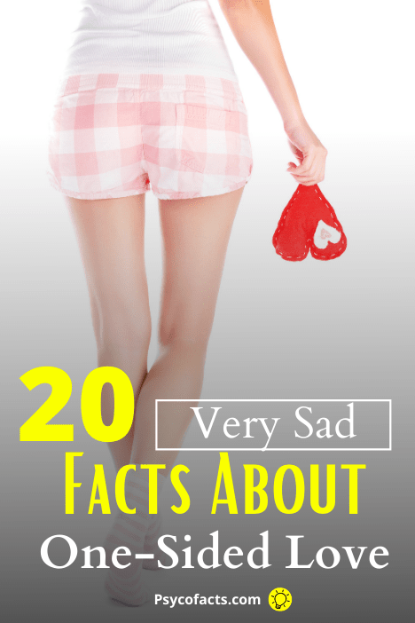 Psychology Facts About One Sided Love