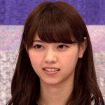 乃木坂46西野七瀬の性格が偽り、悪い? 歯並びは矯正? 不自然と話題