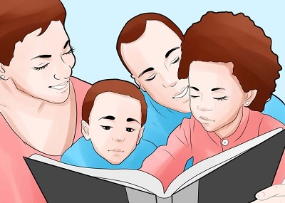Biblical principles on how to have happiness in the family