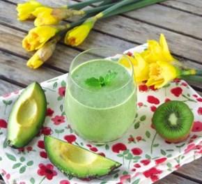 smoothie-kiwi-melon-avocat-psyllium-docteurnature, smoothie