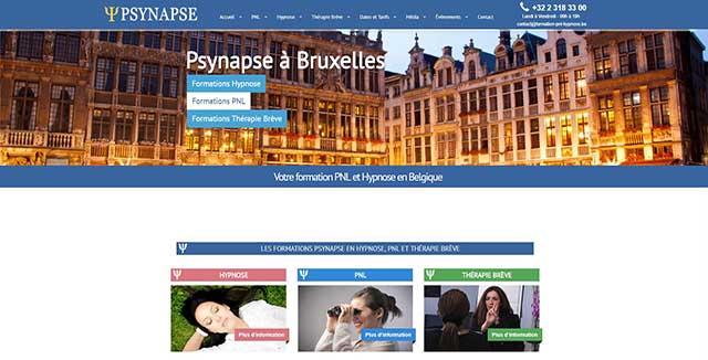 PsynapseFormation | Psynapse Belgique