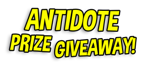 Antidote prize giveaway!