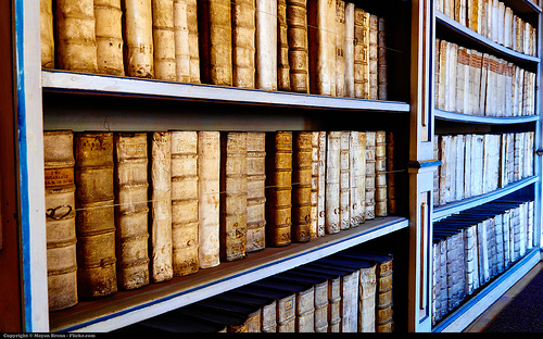 old books photo