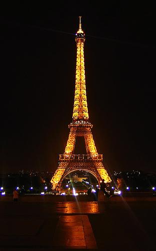eifel tower photo