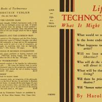 'Life in a Technocracy', 1933: a soviet of technicians... in America? (2021)