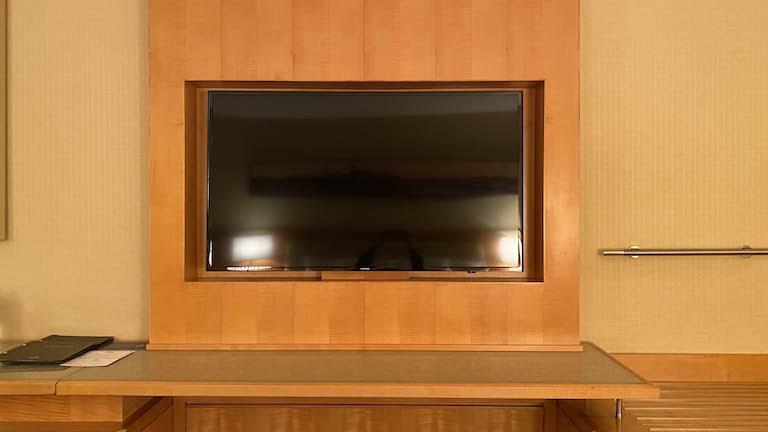 ヒルトンSFO テレビ