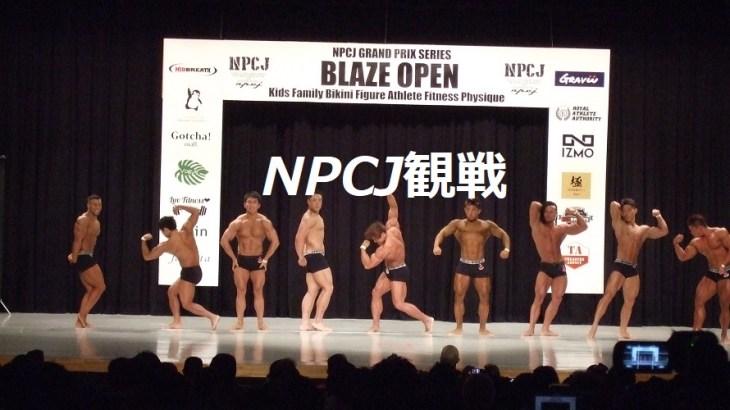 NPCJ-BlazeOpen観戦してきました