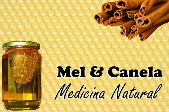 Benefícios do Mel e Canela