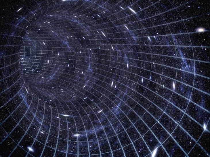 8 Grandes mistérios não revelados pela física
