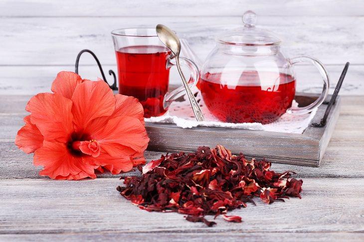 Os benefícios surpreendentes à saúde do hibisco