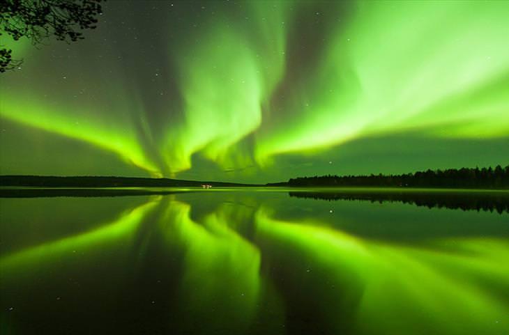 Lapônia é um fascinante país das maravilhas no inverno!