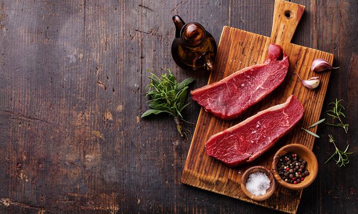perigos da carne vermelha