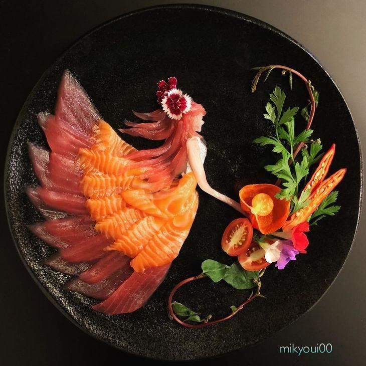 arte culinária