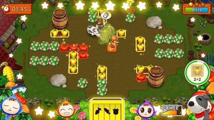 Novos jogos para iOS para Android 2020 Harvest Moon Mad Dash