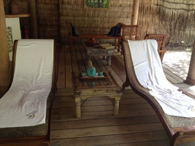 Serena Spa, Thudufushi, Ilhas Maldivas. Por Packing my Suitcase.