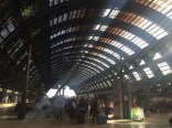 Estação Central de Milão, por Packing my Suitcase.