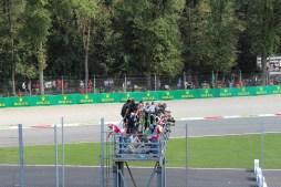 Grande Prêmio de Fórmula 1 em Monza 2014, por Packing my Suitcase.