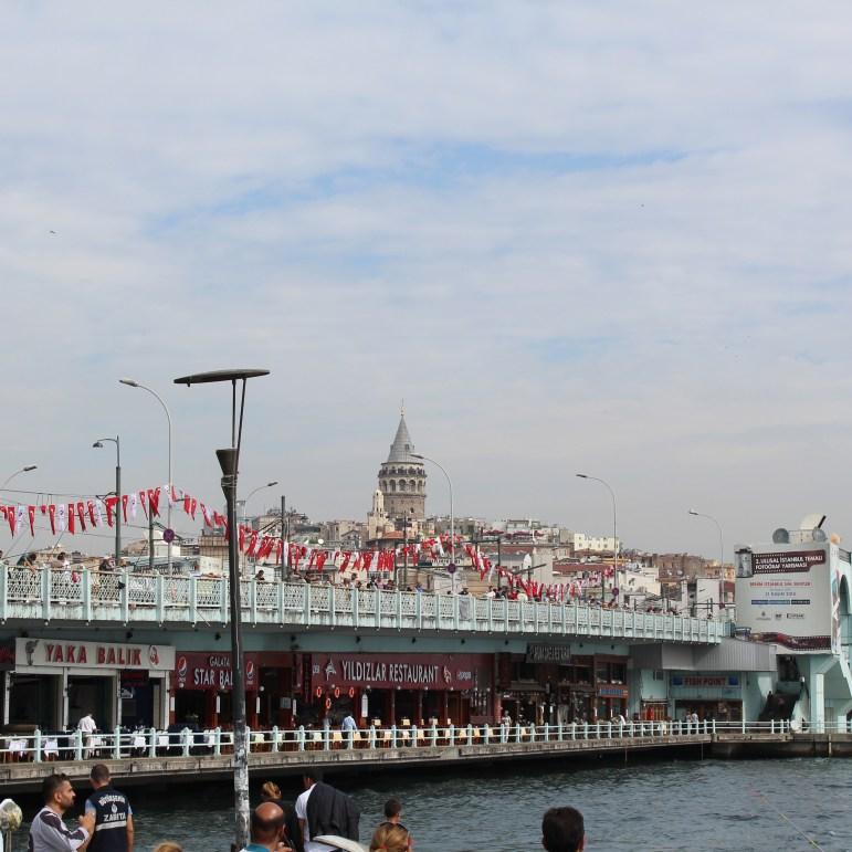 Ponte e Torre Galata