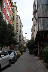Rua em Istambul, por Packing my Suitcase.